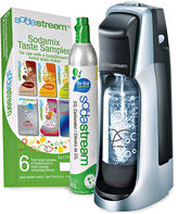Sodastream JET 10121110, Soda Maker, Starter Kit