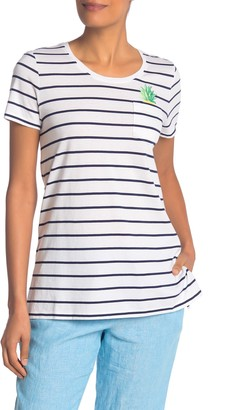 Tommy Bahama One Wave Or Another Embroidered T-Shirt