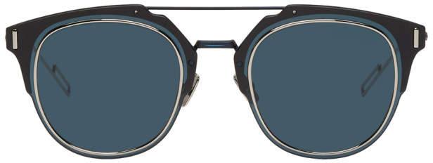 Christian Dior Navy Composit 1.0 Sunglasses