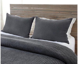 Pom Pom at Home Zuma Bed Blanket - Charcoal Twin