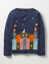 Boden Magical Appliqué T-shirt