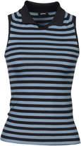 Jil Sander Navy Sleeveless sweaters