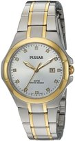 Pulsar Women's PJ2016X Analog Display Japanese Quartz Watch