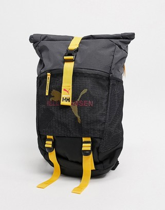 Puma x Helly Hansen backpack in grey