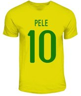 N/A Pele Brazil Hero T-shirt