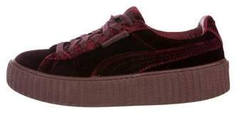 low priced d542b a94b0 Velvet Creeper Sneakers