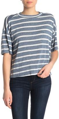 Pleione 3/4 Sleeve Knit Top