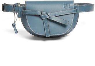 Loewe Mini Gate Calfskin Leather Belt Bag