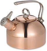 Chantal 1.8-Quart Copper Tea Kettle