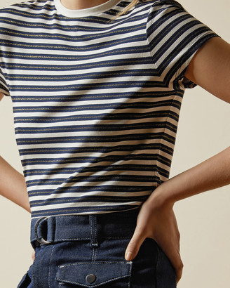 Ted Baker AVVERI Breton striped T-shirt