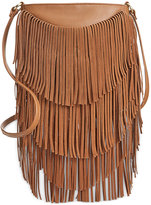 INC International Concepts Fringe Crossbody, Only at Macy's