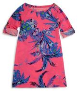 Lilly Pulitzer Toddler's, Little Girl's & Girl's Mini Surfcrest Dress