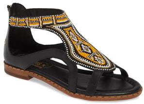 PIKOLINOS Algar Beaded Sandal