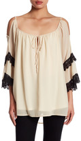 VAVA by Joy Han Estelle Open Shoulder Blouse