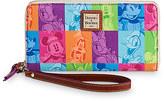 Disney Mickey Mouse and Friends Pop Art Zip Wallet by Dooney & Bourke