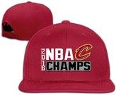 Enlove 2016 Champion Cleveland Cavaliers Geek Sport Adjustable Snapback Baseball Hat Unisex