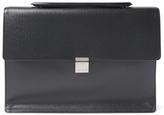 Louis Vuitton Vintage Black Taiga Angara Briefcase