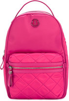 Moncler Georgette backpack - women - Lamb Skin/Polyamide/Polyester - One Size