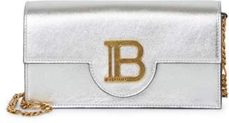 Balmain B Leather Crossbody Smartphone Case