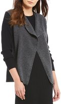 Eileen Fisher Angle Front Vest