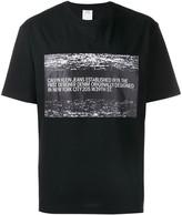 Calvin Klein Jeans Est. 1978 contrast logo T-shirt