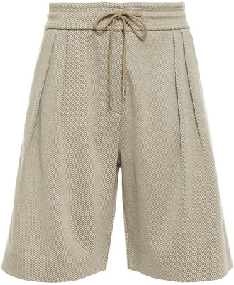 Ninety Percent Organic Cotton-blend Shorts
