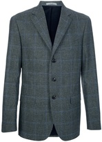 Boglioli Checked two piece suit
