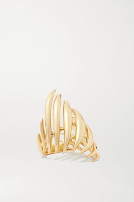 Fernando Jorge Flame 18-karat Gold Ring