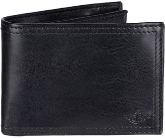 Dockers Men's RFID-Blocking Extra Capacity Slimfold Wallet