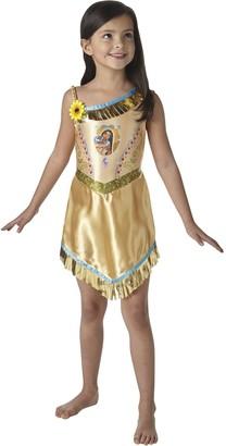 Disney Princess Fairytale Pocahontas Childs Costume