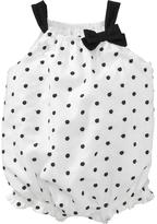 Old Navy Polka-Dot Bubble One-Pieces for Baby