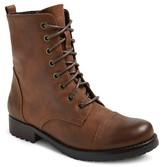 Mossimo Women's Brit Combat Boots