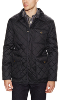 Hart Schaffner Marx Middlebury Diamond Quilted Coat