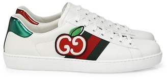 Gucci Mens New Ace Sneakers