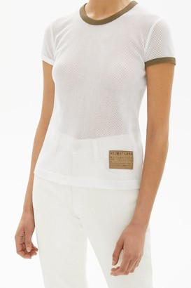 Helmut Lang Mesh Ringer T-Shirt