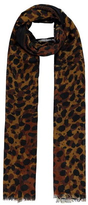 Biba Rudy leopard scarf