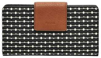 Fossil Leather Emma Wallet