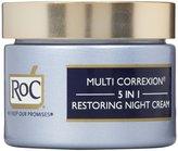 Roc Multi-Correxion 5-in-1 Restoring Night Cream - 1.7 oz