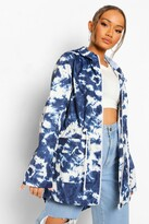 Thumbnail for your product : boohoo Tie Dye Festival Mac
