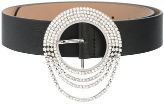 B-Low the Belt Crystal-Embellished Belt