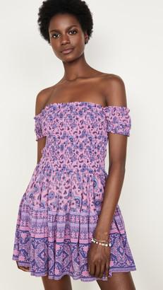 Spell & The Gypsy Collective Journey RaRa Mini Dress