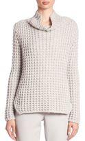 Armani Collezioni Corn Stitch Sweater
