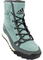 adidas Women's CW Choleah Insulated CP Winter Boot Vapour Steel/Utility Ivory/Black Size 6 M