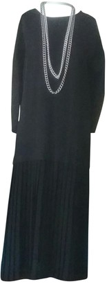 5Preview 5 Preview Black Silk Dress for Women