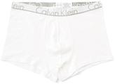Calvin Klein Underwear ID Cotton Trunk White
