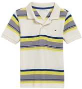 Tommy Hilfiger Final Sale- Colorblocked Polo