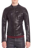 Belstaff Maxford Leather Jacket