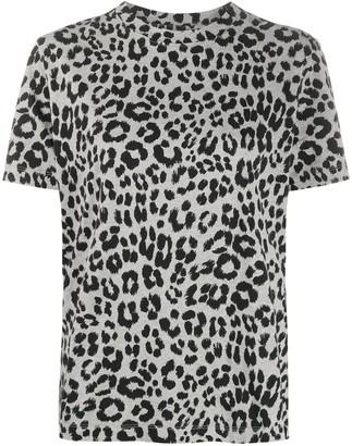 Kenzo leopard print T-shirt