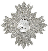 Kenneth Jay Lane Embellished Brooch