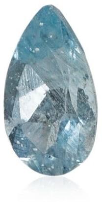 Loquet March aquamarine charm